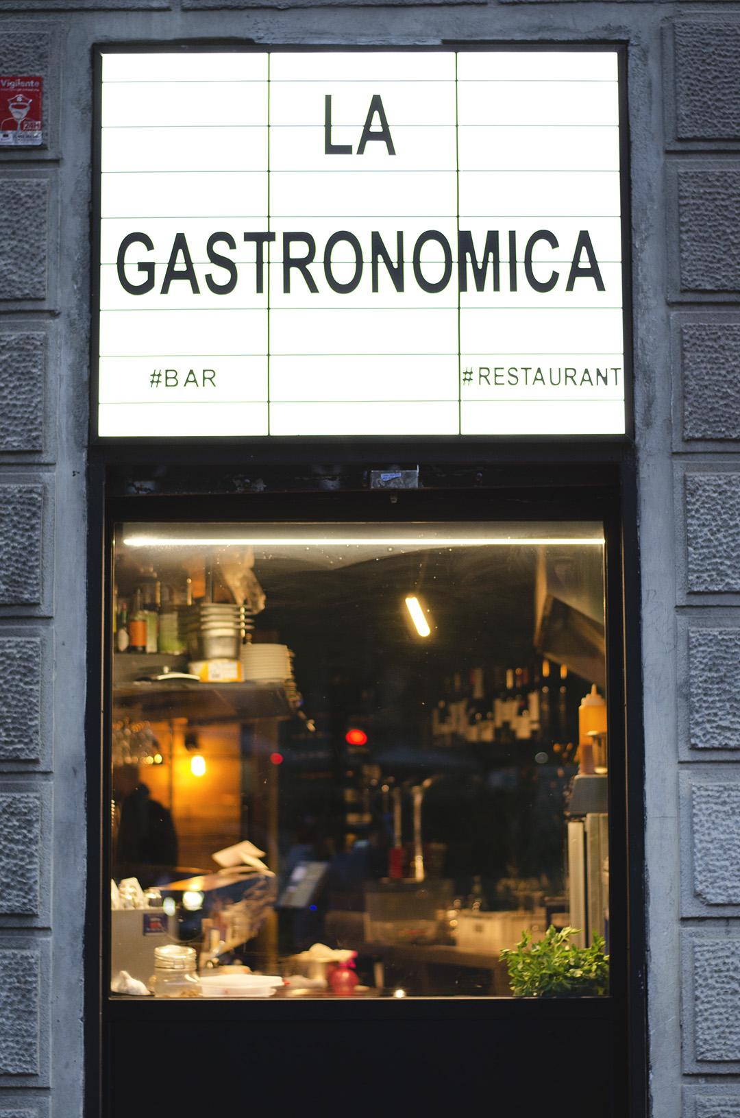 la gastronomica barcelona